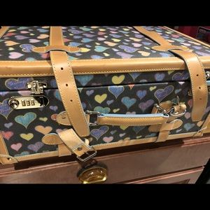 Dooney and Bourke carry on suitcase